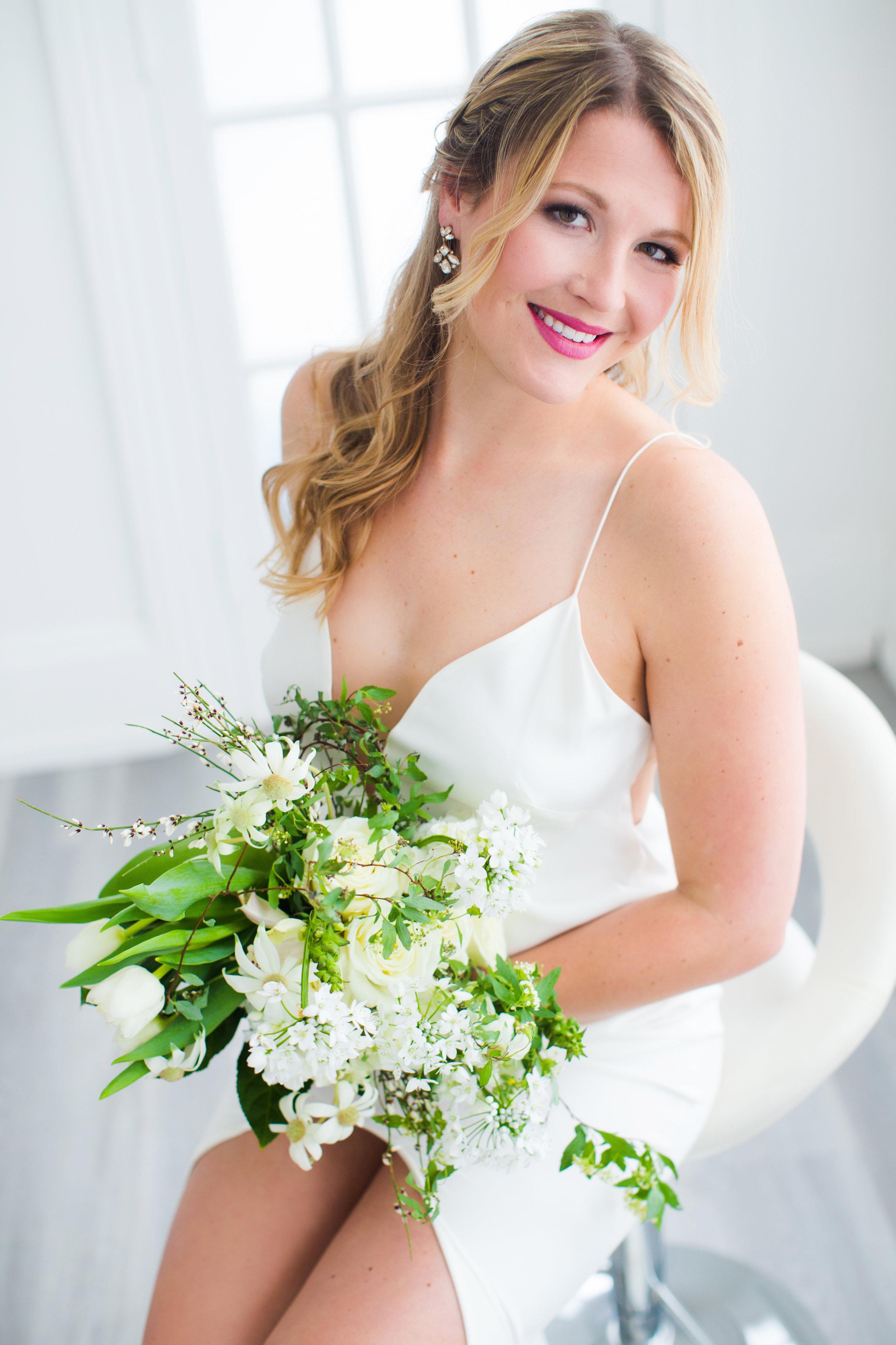 WHITE SLIP: LOVELY BRIDE