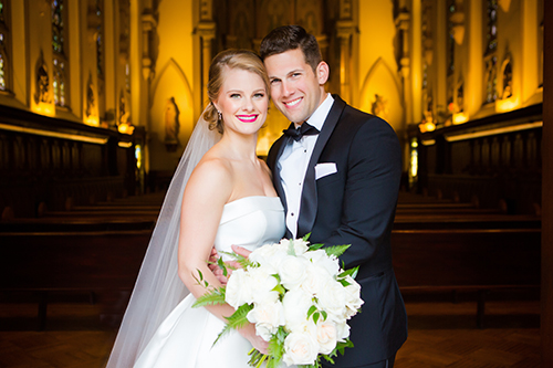 sarah traughBer & BRIAN brodine | CHAPEL HILL & STRATHALLAN ROOFTOP
