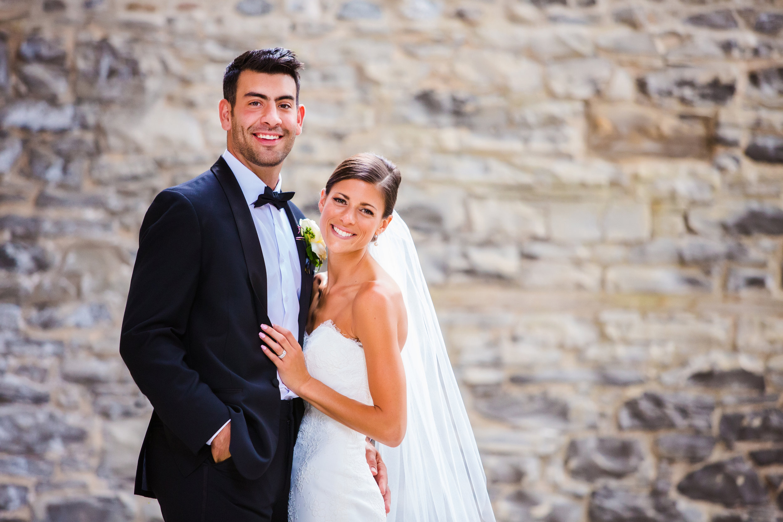 Haley Marks & Chris Mccarthy | Chapel Hill / Wintergarden by Monroe's