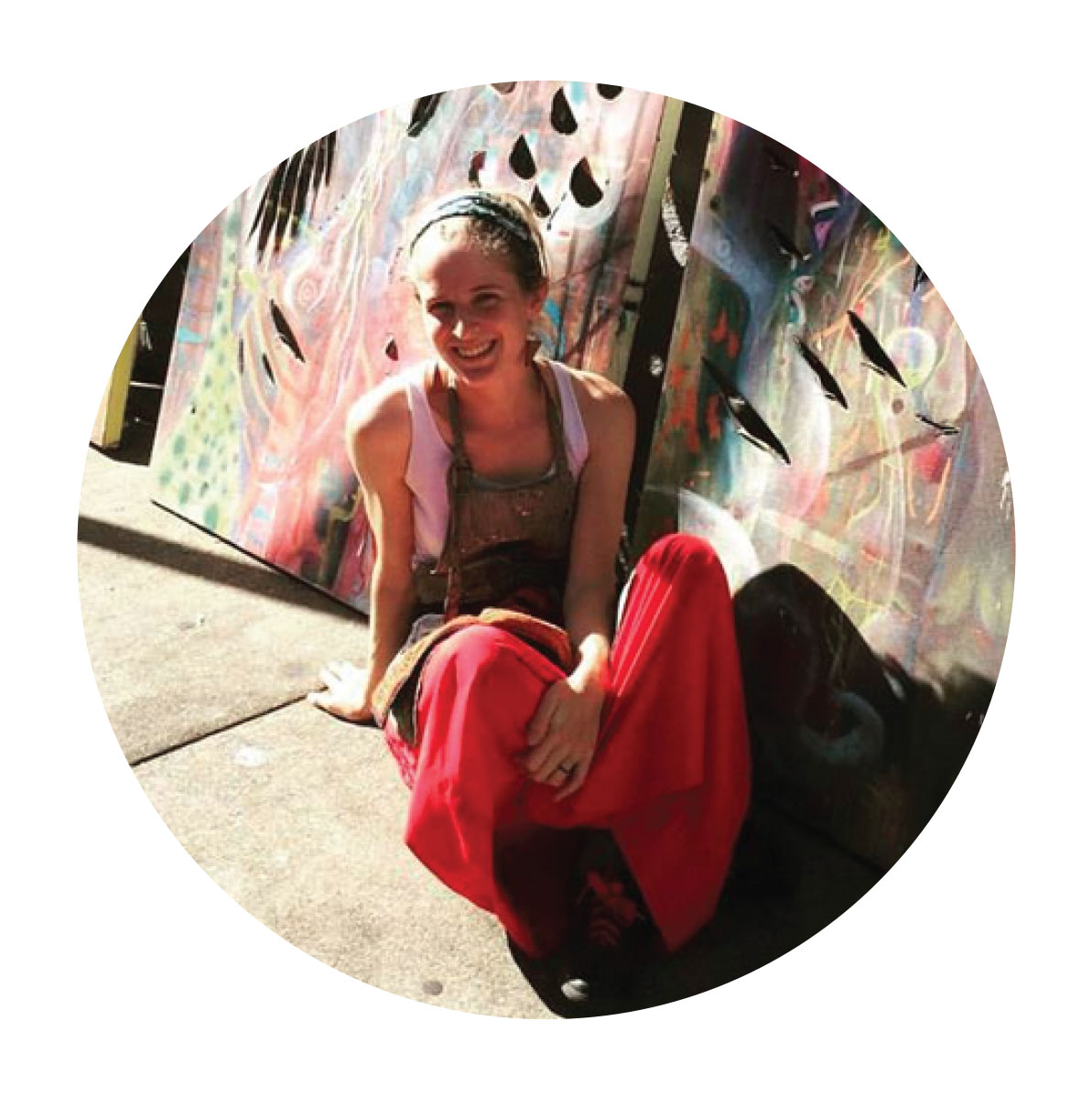 Celeste  A. Pfau   Visual Arts Coordinator