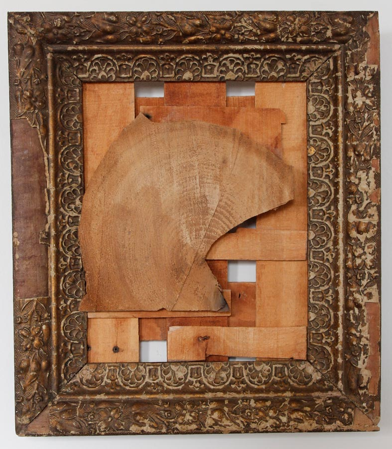 Portait in Wood