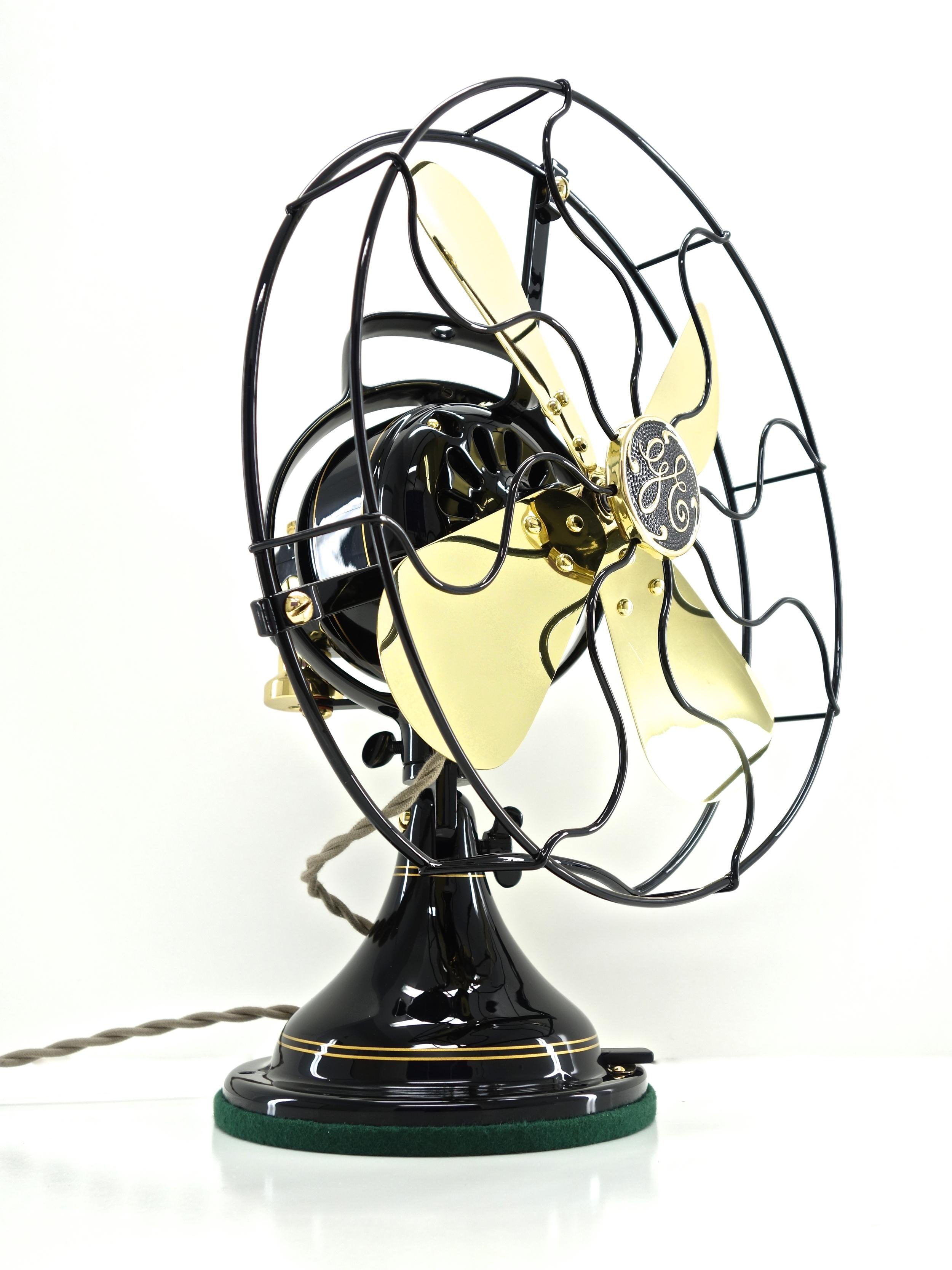 1924 12 Ge Br Bell Fan For