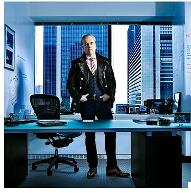 Lawrence Lenihan, FirstMark Capital
