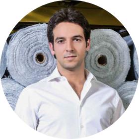 Alejandro Chahin - Founder & CEO, Mott & Bow