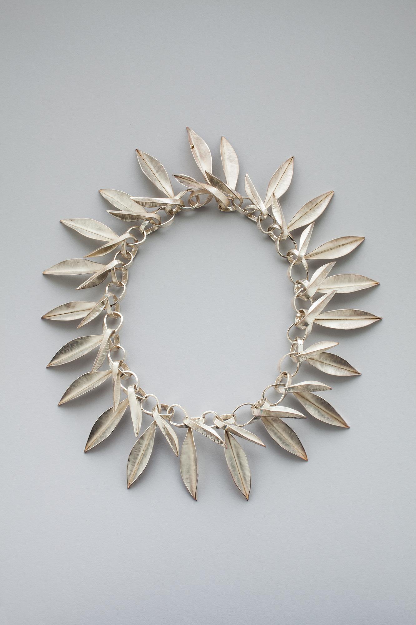 Laurel Wreath necklace