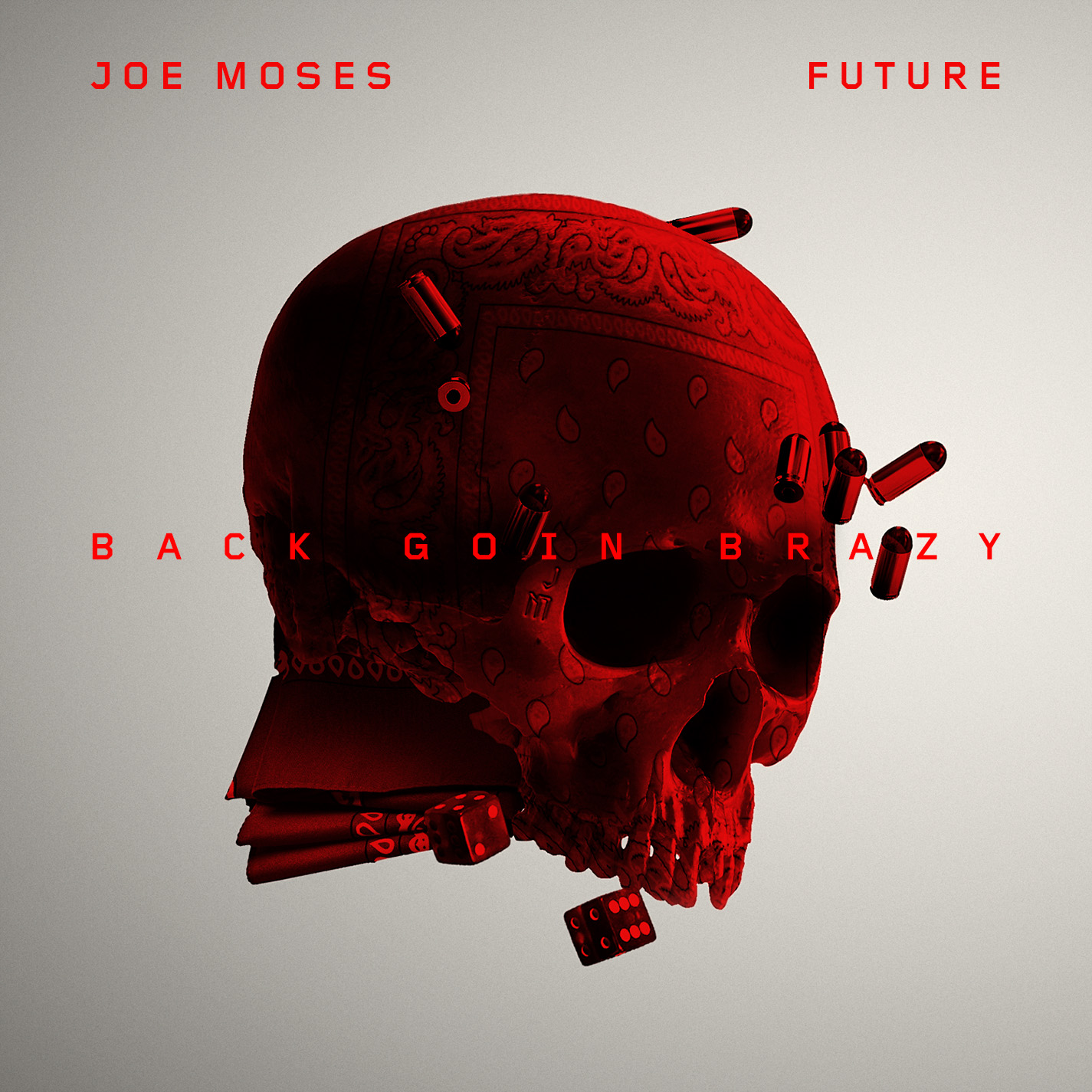 Joe Moses - Back Goin Brazy single art