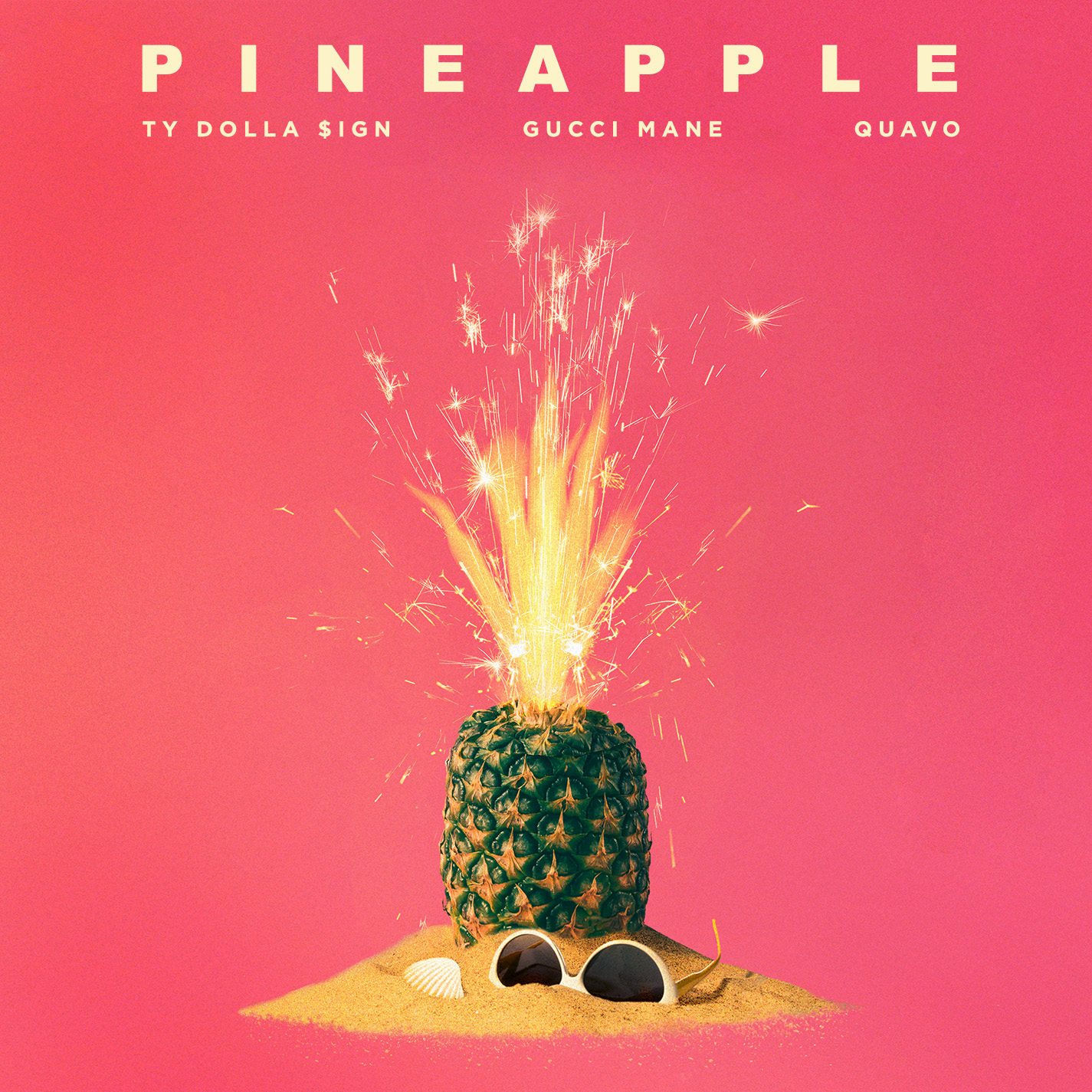 Ty Dolla $ign - Pineapple single art