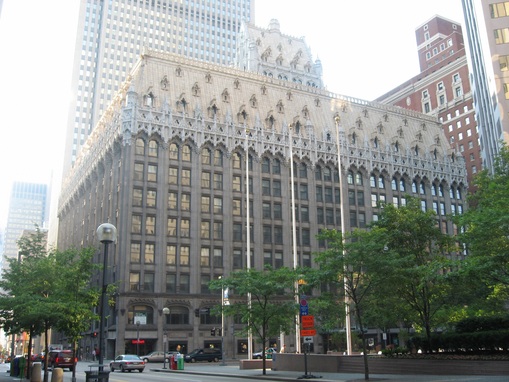 Flagship Pop-up: Union Trust Building, Downtown, Pittsburgh, PA