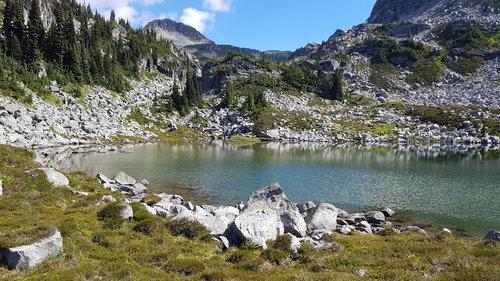 Arrowhead Lake, guided hiking.jpg