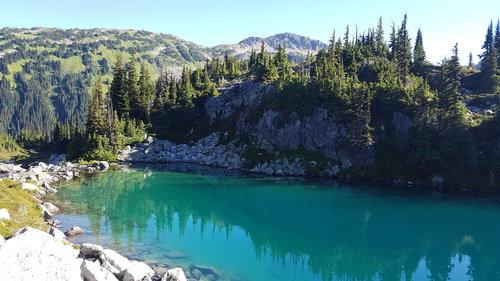 Long Lake, guided backpack.jpg