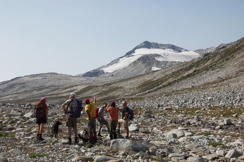 Clients on guided hiking trip.jpg