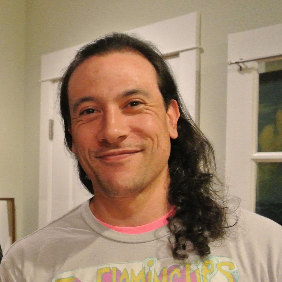 Daniel Mauga  Kitchen Manager