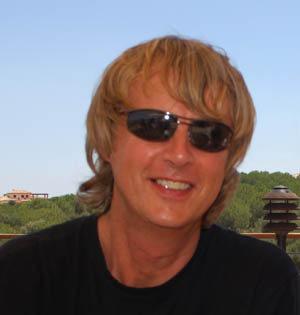 Author Tim John