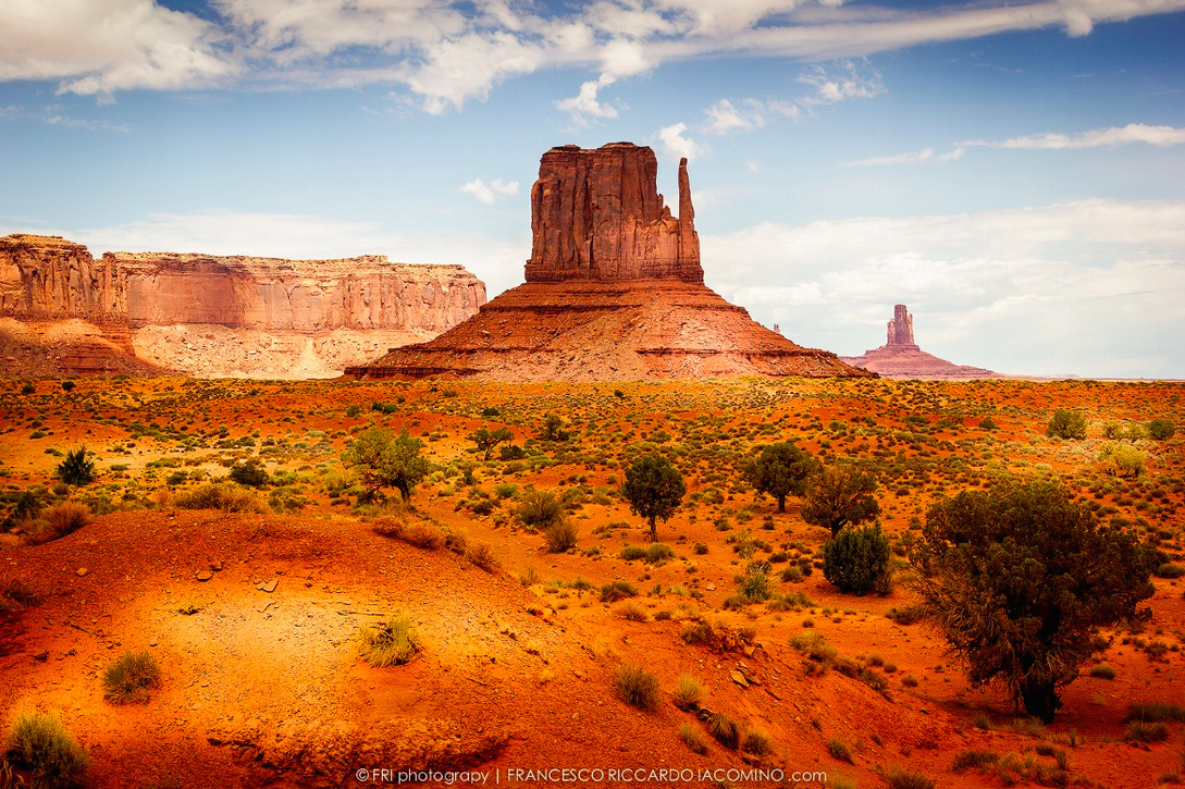Monument Valley Navajo Tribal Park, Colorado
