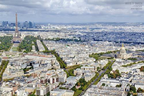 Paris, France by Vratislav Simacek