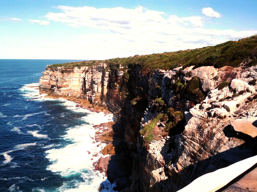 Royal National Park Coastal Track, NSW, Australia