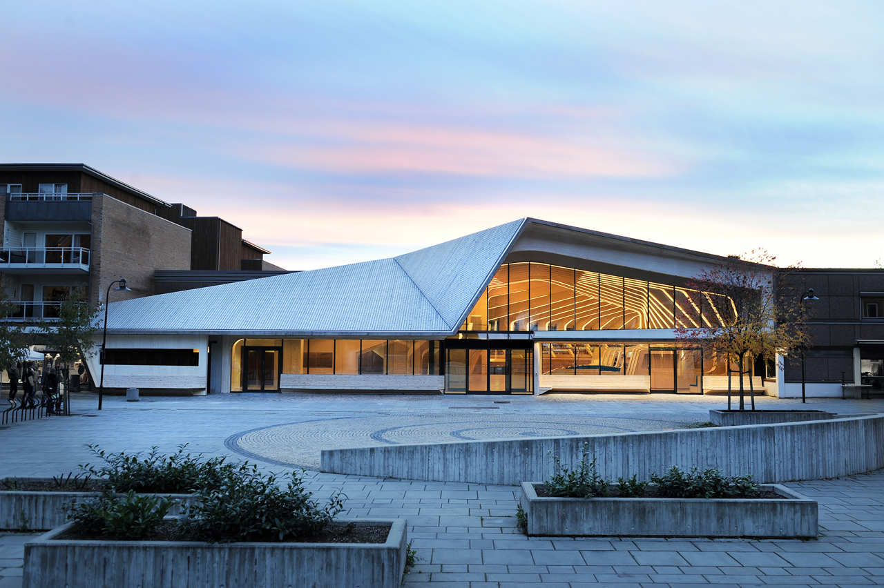 The Vennesla Library, Norway