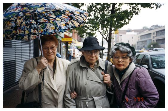 the seniors project (26), nikki s. lee, 1999