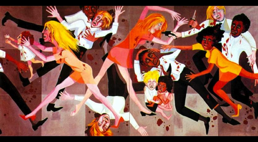 faith ringgold, die, 1967