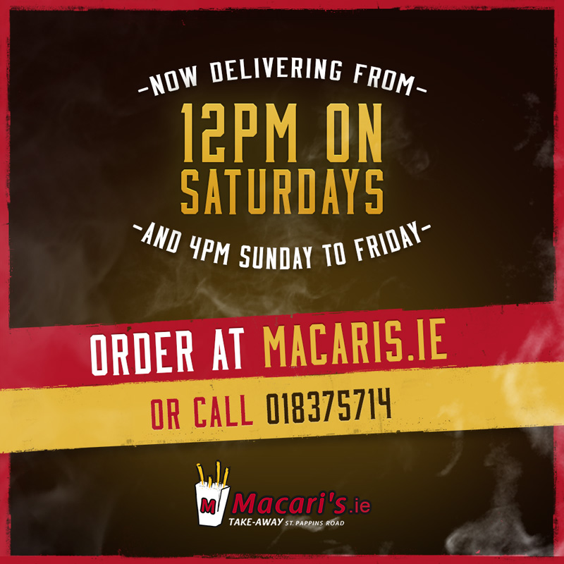 Macaris-Delivery-times
