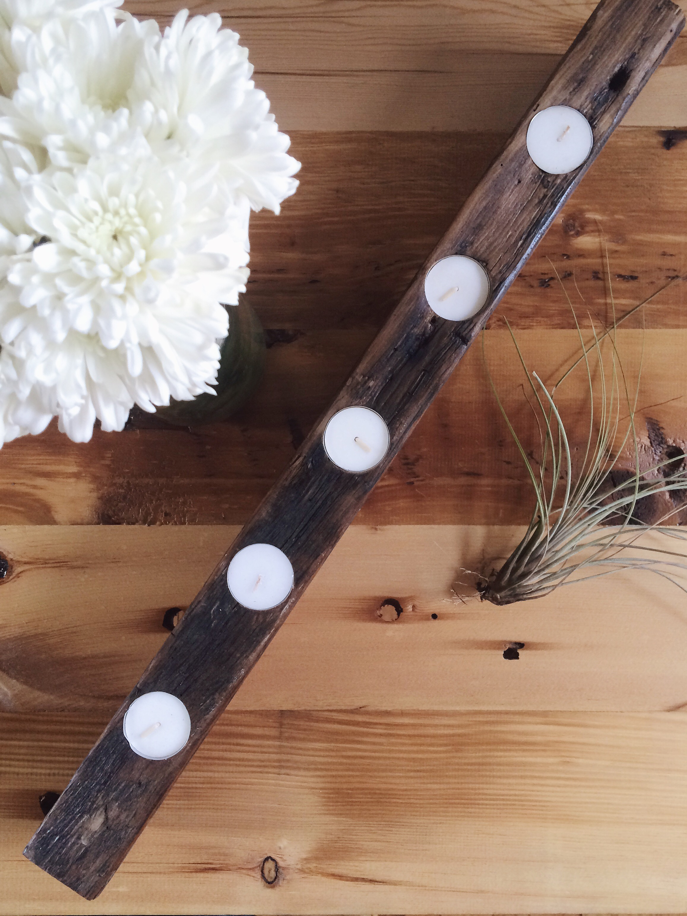 2x4 Candle Holder Class $50
