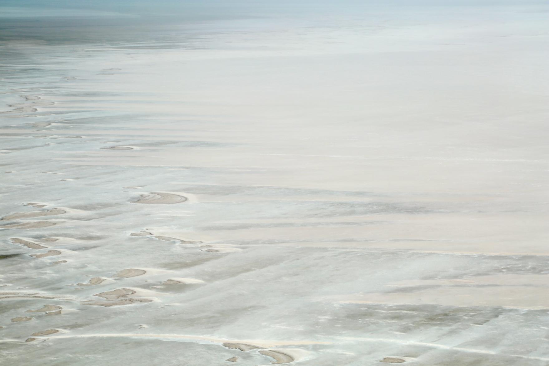 Lake Eyre salt_sky