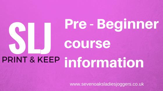 SLJ - Pre-Course Information