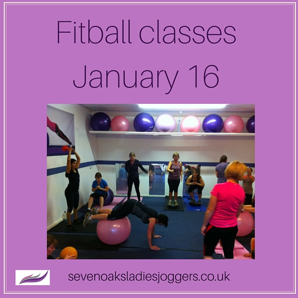 Sevenoaks Ladies Joggers Fitball Core stability classes