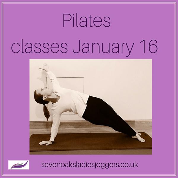 Sevenoaks Ladies Joggers Pilates classes