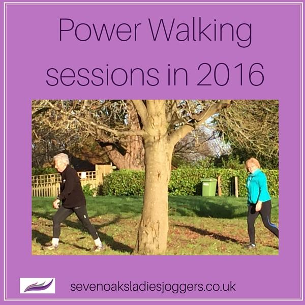 Sevenoaks Ladies Joggers Power Waling classes