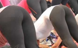 Yoga tights