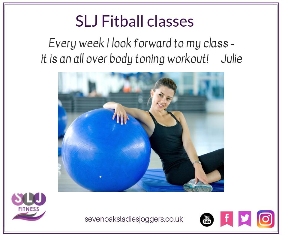 slj fitball class
