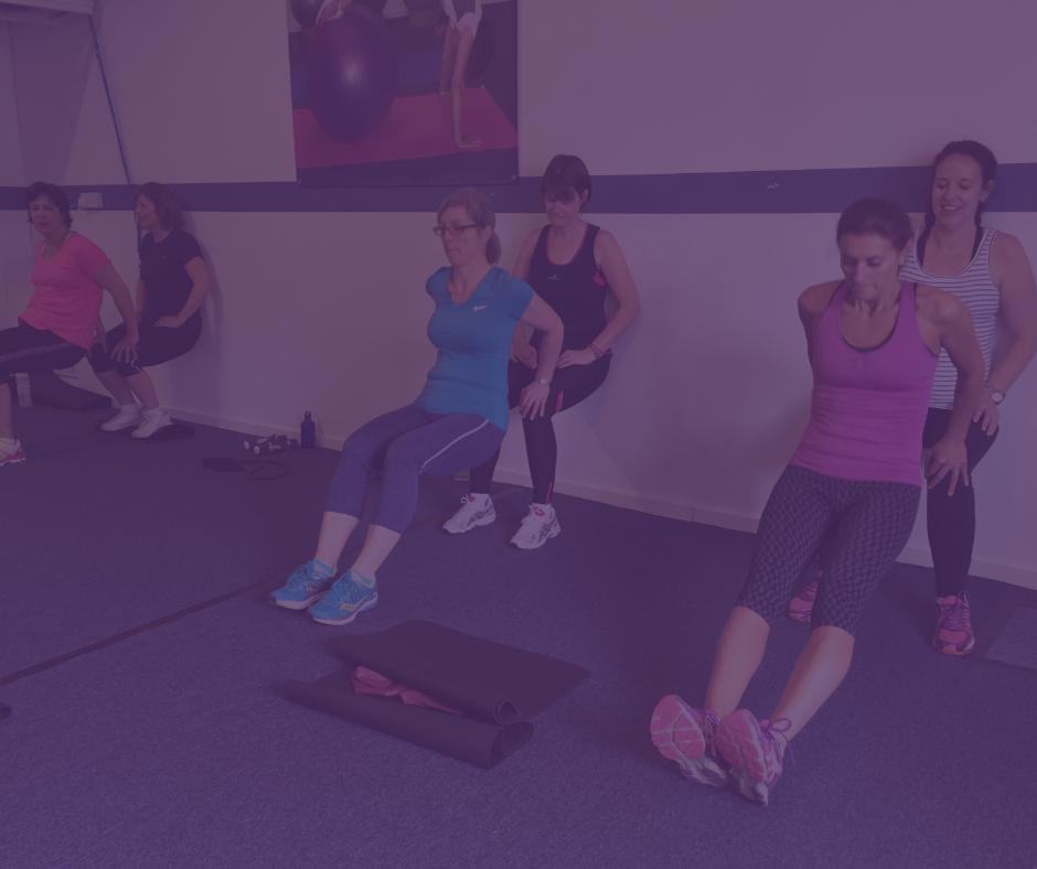 SLJ Hi Metabolic Workout Classes -