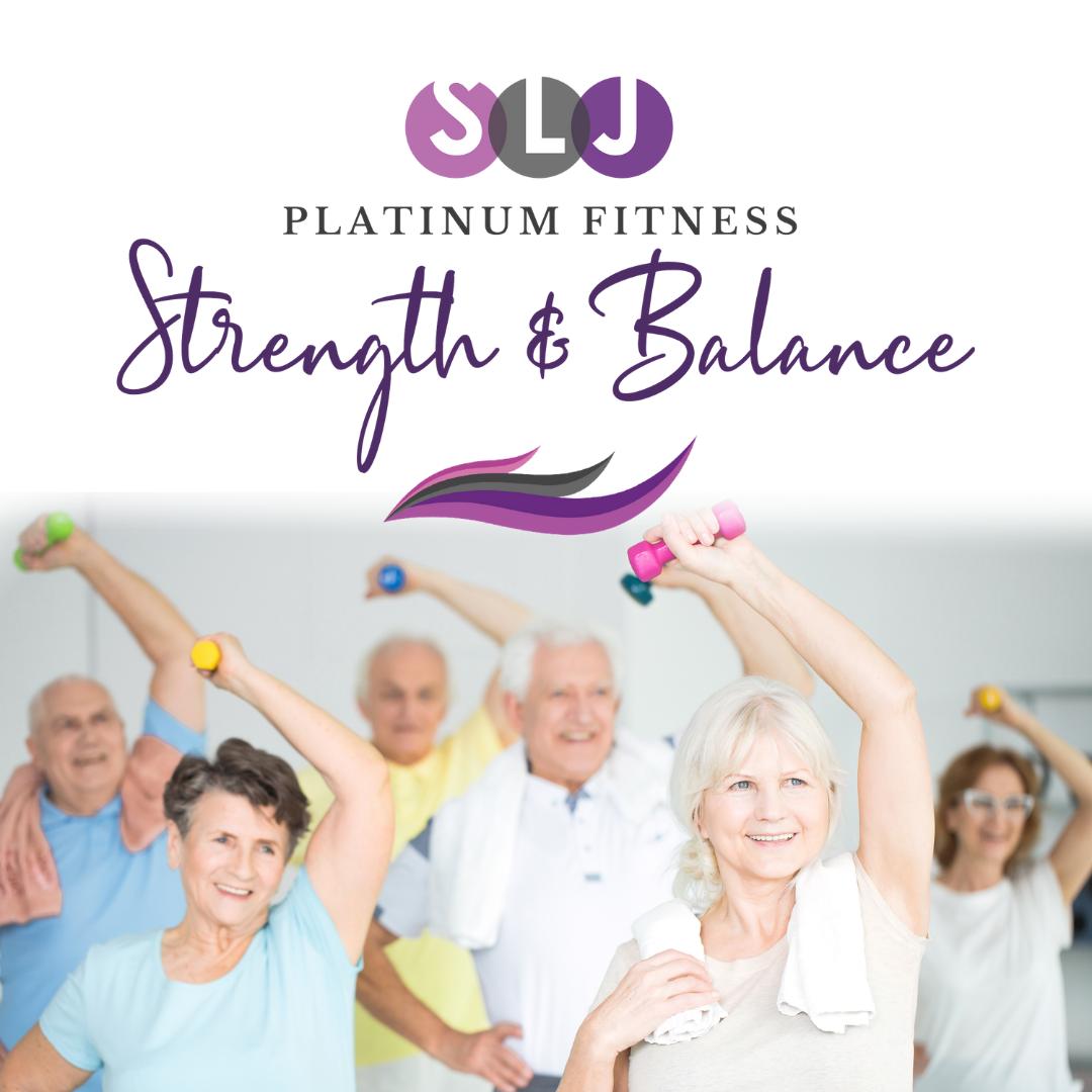 Platinum Strength and Balance