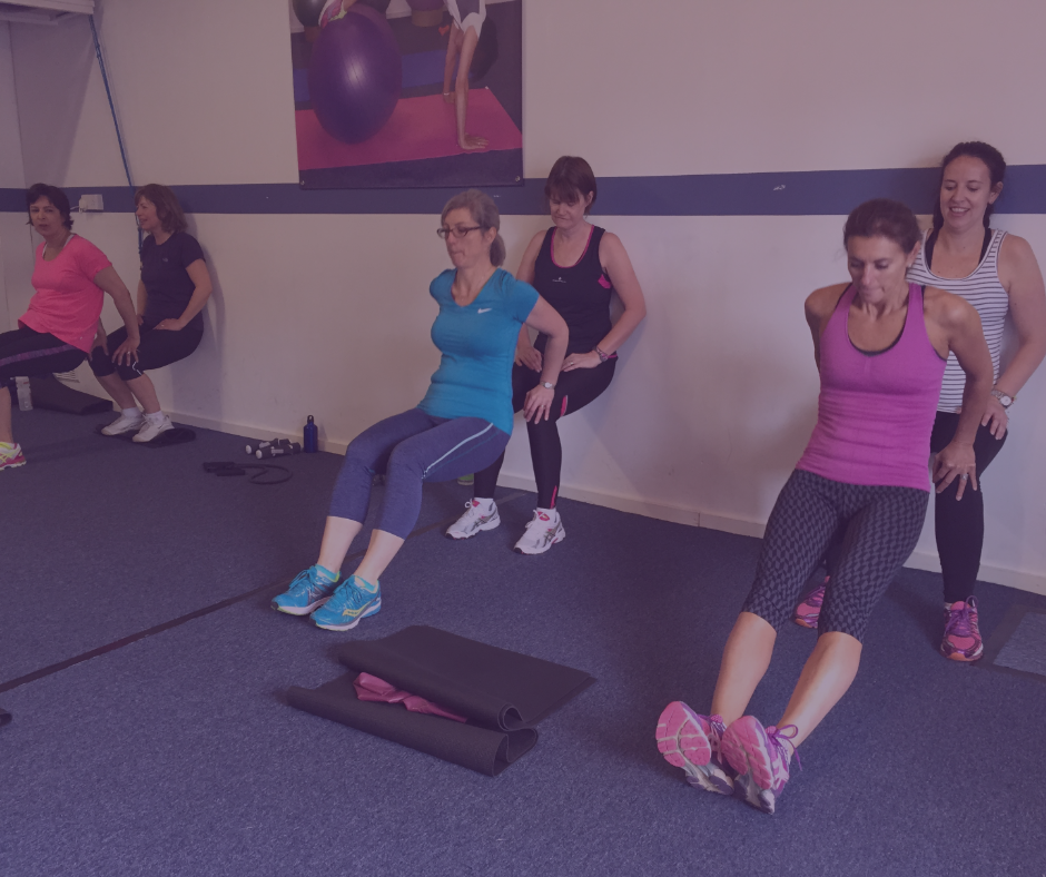 SLJ Fitness Hi Met Classes - SEVENOAKS