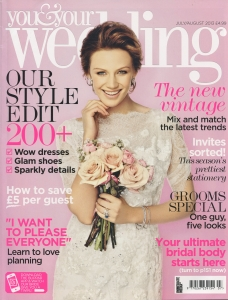 You & Your Wedding July 2013