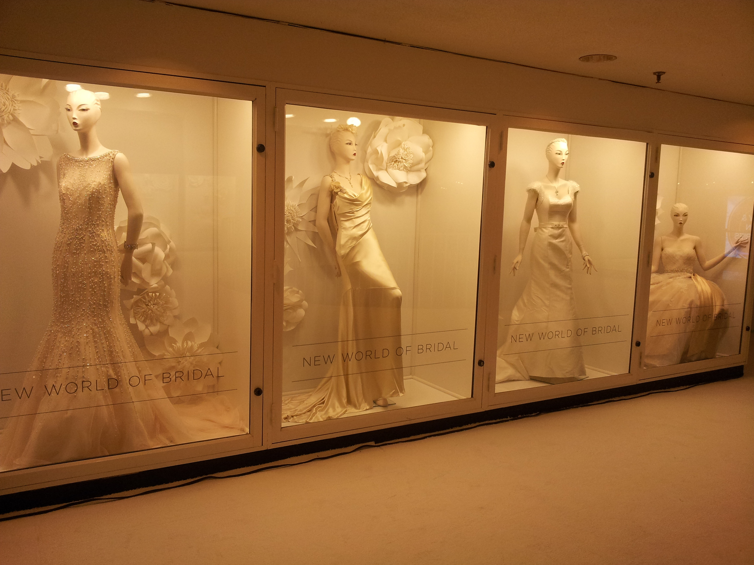 Brides in Glass