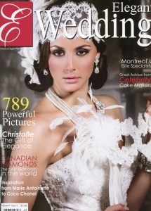 Elegant Wedding Jan 2014