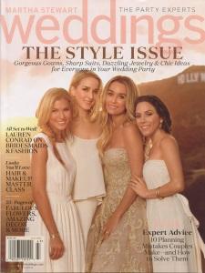 Martha Stewart Weddings - Fall 2014