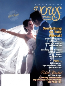 VOWS - January February 2015