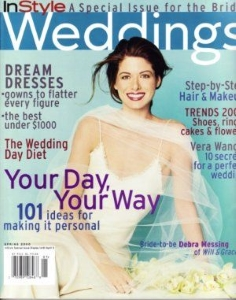 InStyle Weddings April 2000