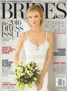 Brides (US) April May 2016