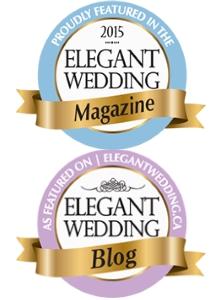 """Elegant Wedding """"Equestrian Etiquette"""" Winter/Spring 2017"""