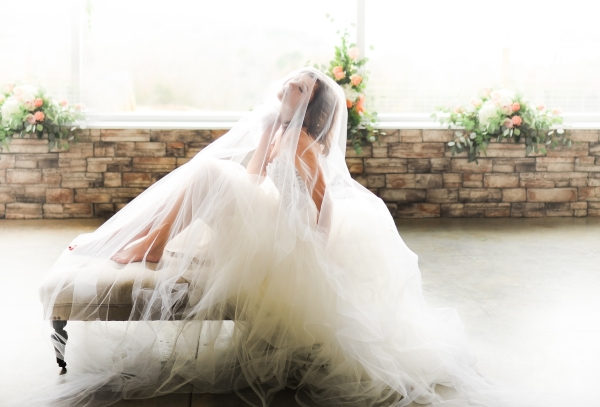 Photo by  Shingleur Photography  - Russelville AR Gown from  Inverness Bridal Couture  - Conway AR