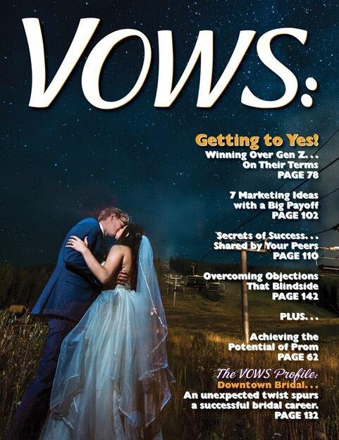 Vows Magazine July Aug 2019