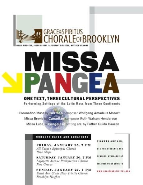 Missa Pangea