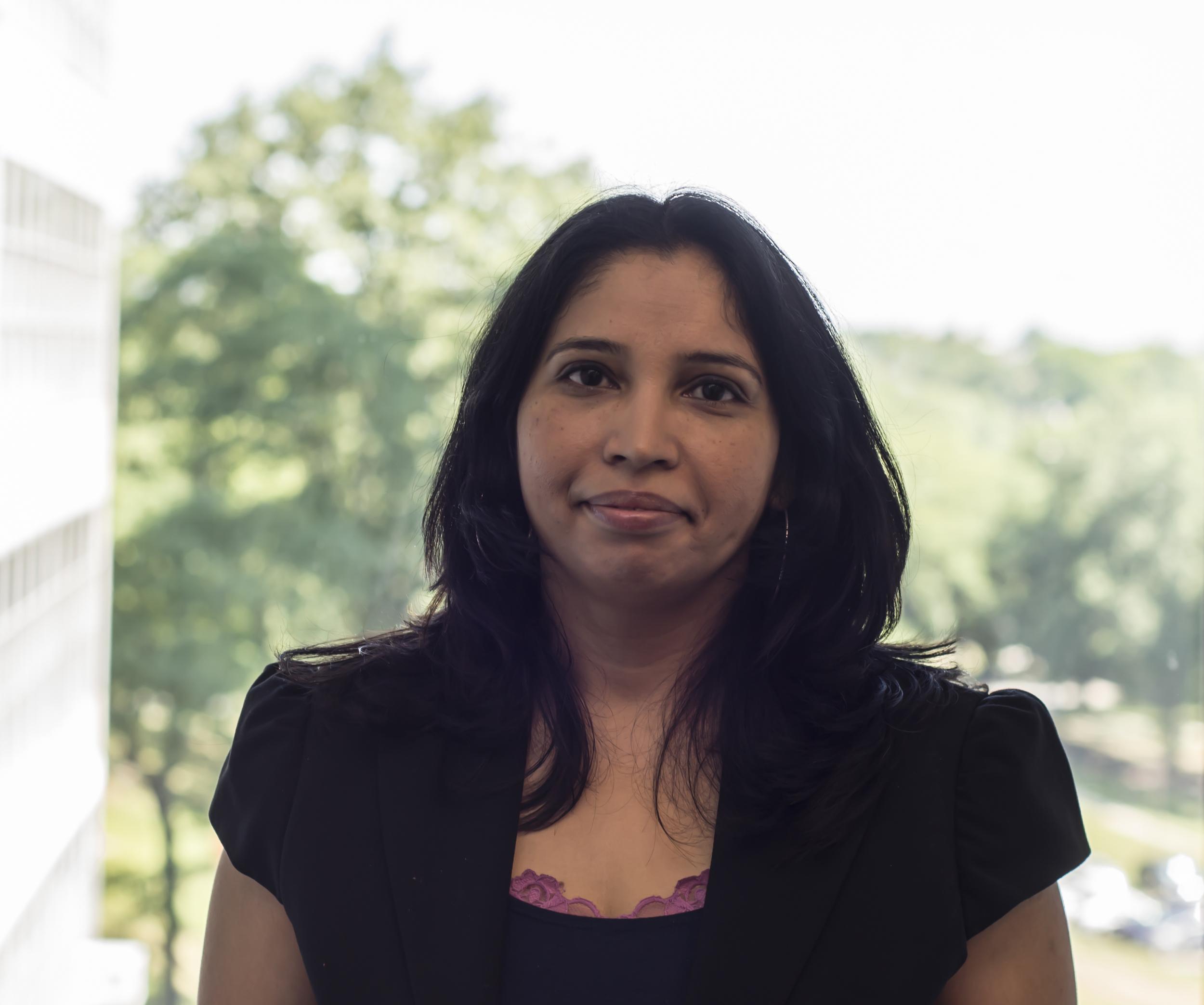 Sangeeta Tiwari