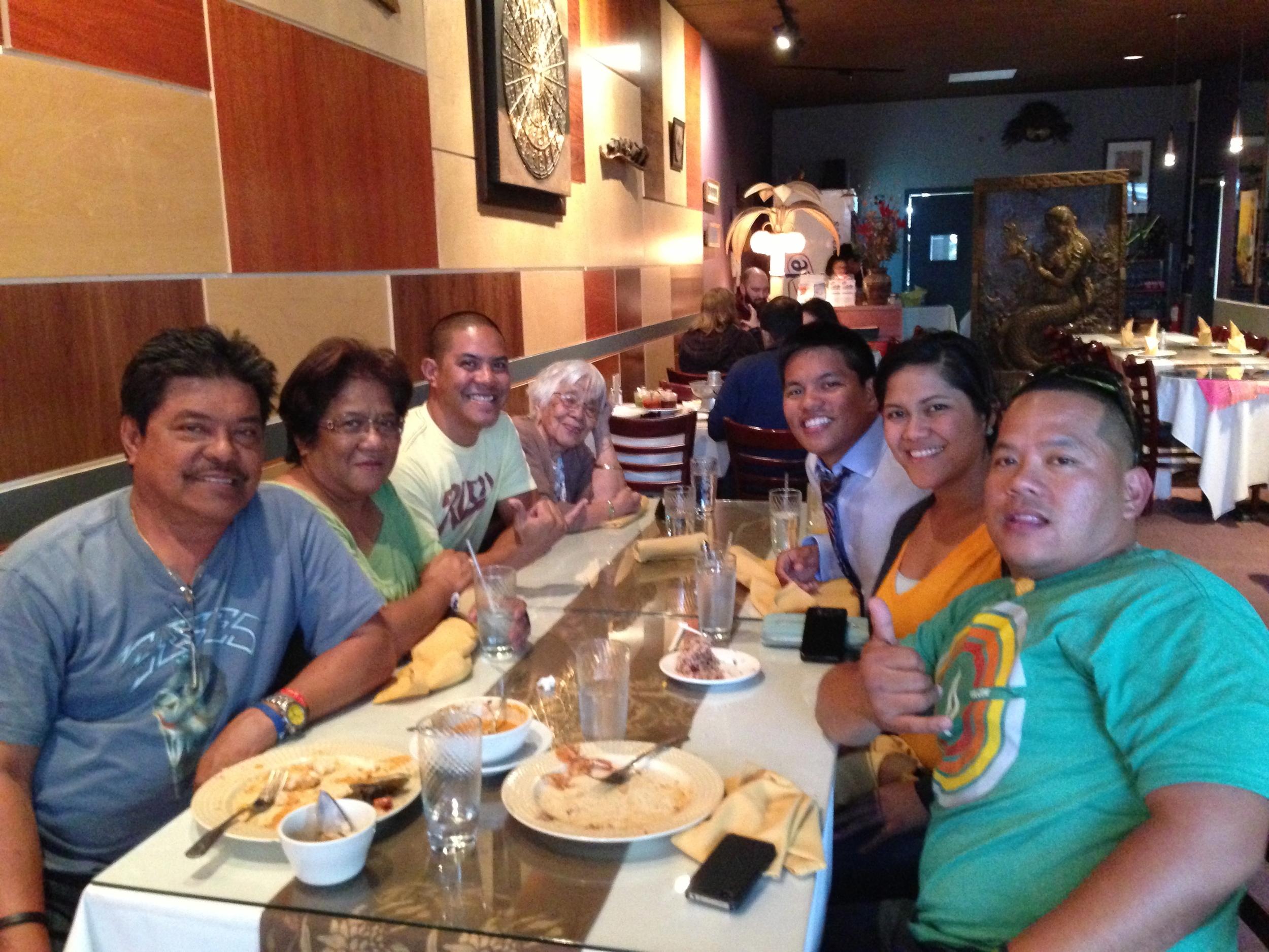 Bulosan Family