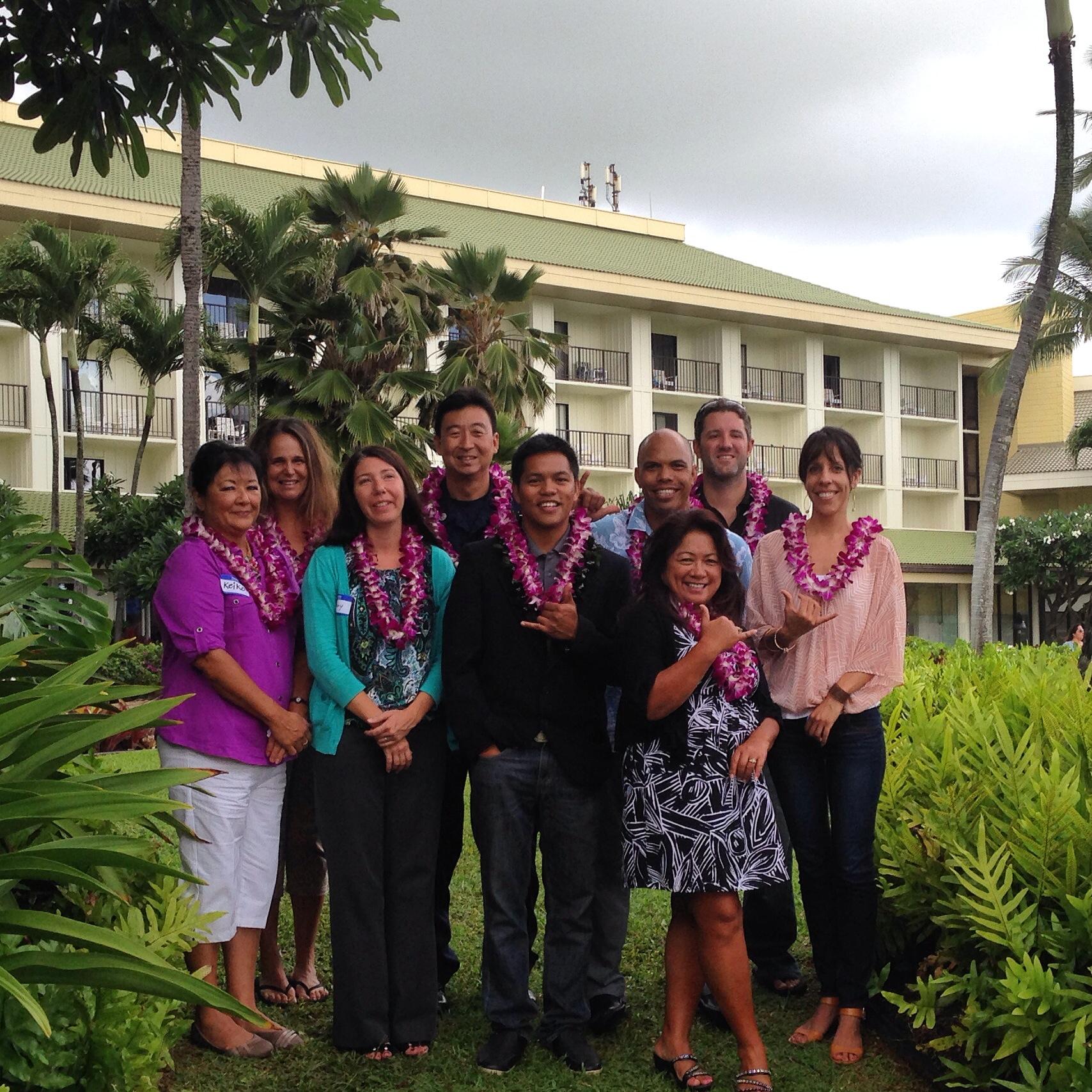 Leadership Kauai Team.JPG