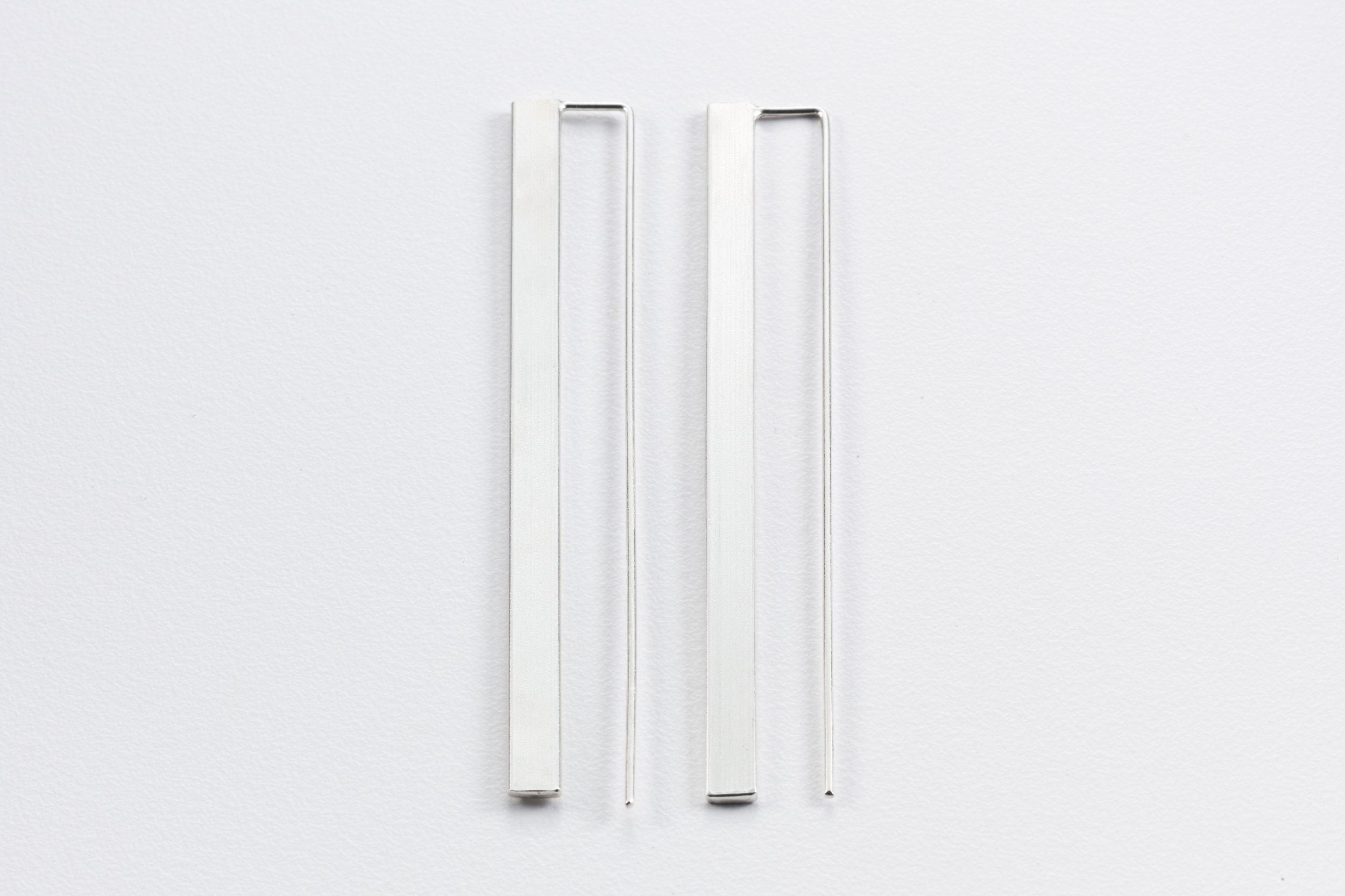 3D Flat Bar Hooks Long